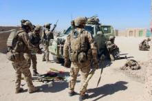 Taliban Militants Overrun Afghan Army Base,10 Killed, Dozens of Soldiers Captured