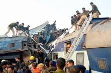 Kanpur Train Accident: Army to Carry Out Rescue Operation Through the Night