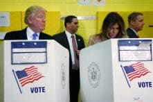 US Elections 2016: Voters Turnout in Huge Numbers to Decide Fate of Trump, Hillary