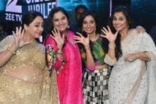 Vidya Balan Re-Unites With Hum Paanch Team for a Special Episode