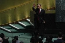 Ban Ki-moon Special Guest at Times Square New Year Countdown