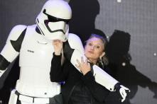 Carrie Fisher is Returning as Leia One Last Time for the Ninth Star Wars Film