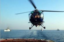 Navy's Chetak Helicopter Crashes at Rajali Base in Tamil Nadu, None Injured