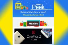 Flipkart Confuses OnePlus; Selling OnePlus 3 For Under Rs 20,000