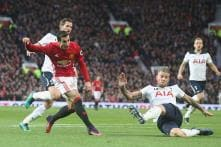 EPL: Henrikh Mkhitaryan Tames Spurs to stop Manchester Utd Rot