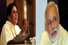 BSP Chief Terms PM Laying of Foundation Stone for Purvanchal Expressway a 'Deception'
