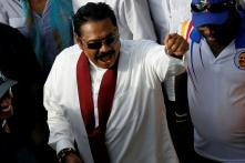 Sri Lanka's Ex-President Mahinda Rajapaksa Eyes Big Victory in Local Polls