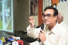 Ajay Maken Slams Kalmadi, Chautala Appointments in IOA