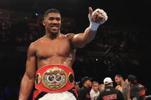 British Boxing Weekend: Anthony Joshua to Defend Three Titles Against Andy Ruiz