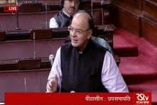In Rajya Sabha, Arun Jaitley Condemns Cow Vigilantism But Questions 'Selective Morality'