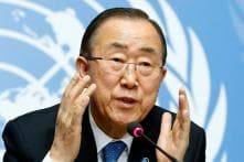 Human Trafficking a Problem in Many Conflict Zones: Ban Ki-moon