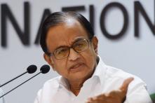 'Mr Modi, Guj Polls Not About You, But Promise of Achhe Din': Chidambaram