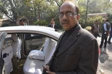 Sports Minister Vijay Goel Pulls Up IOA Chief Ramachandran