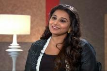 Watch: The Hot Seat With Vidya Balan