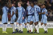 FA Cup: Five-Star Manchester City Demolish Woeful West Ham