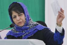 Mehbooba Mufti Vouches for 'Right to Cheer' Ahead of India-Pak Match, Twitter Debates Logic