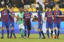 Barcelona Beat Al-Ahli 5-3 in Friendly
