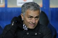 Basket case! Mourinho Admits He Hid in Laundry to Skirt Ban