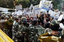 Congress Protests Alleged 'Reverse Migration' Due to Note Ban