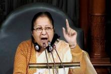 'Snatching a Child's Chocolate May Enrage Him': How Sumitra Mahajan Explained SC/ST Act to BJP Workers