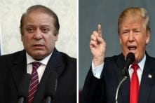 As Nawaz Claims a Pat Burger, Team Trump Says it was Only Fries