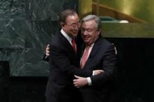 Former Portugal PM Guterres Sworn in as UN Chief