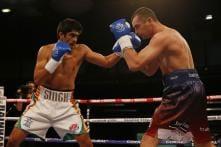 Francis Cheka mocks Vijender Singh's Olympic Bronze Medal