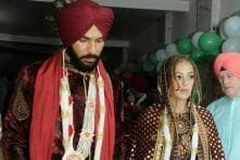 Yuvraj-Hazel Continue To Rule Hearts With Their Wedding Pictures