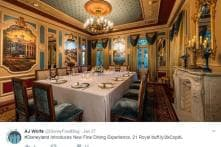 21 Royal: A Look at Disneyland's Newest $15,000 Dining Experience