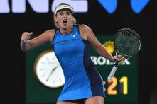 Vandeweghe Stuns Halep to Advance to Stuttgart Semis