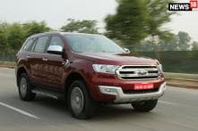 Ford Endeavour Equipped With Latest In-Car Technology SYNC 3