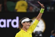 Australian Open 2017: Garbine Muguruza Enters Round 3