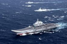 China Tests Aircraft Carrier's Capabilities on Latest Mission
