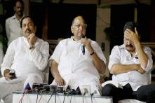 Kamat Flays Party Colleague Nirupam for Anti-Pawar Comments