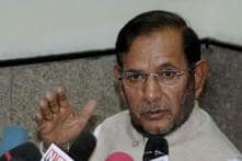 Sharad Yadav Receives Threat Letter from 'Right-wing Group'