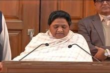UP Elections Live: BJP Hasn't Fulfilled Its 2014 Promises Yet , Says Mayawati