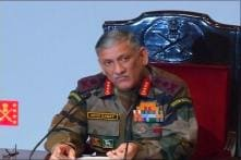 Use Grievance Boxes Not Social Media, Army Chief Tells Soldiers