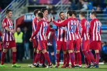 Atletico Madrid Ease Into Copa Del Rey Semis