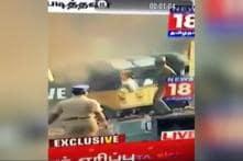 Jallikattu: Heat on Chennai Cops as Video Shows them Setting Auto Ablaze
