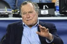 Another Woman Accuses Former US President George HW Bush of Groping