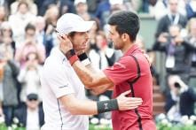 Novak Djokovic Still the Biggest Rival, Says Andy Murray