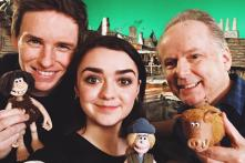 Maisie Williams Joins Eddie Redmayne and Nick Park for Animated Film Early Man