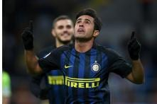 Perisic, Eder Score Late to Lift Inter Milan to Victory Over Chievo