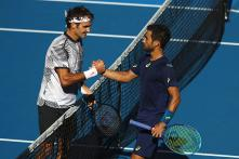 Australian Open 2017: Federer Made to Work Hard by Spirited Qualifier