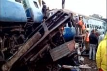 Hirakhand Express Accident: Over 100 NDRF Personnel Engaged in Rescue Operation