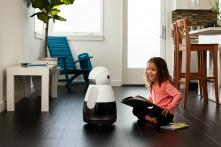 CES 2017: Home Robot Kuri, Cuter Version of Wall-E Revealed