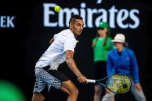Australian Open 2017: Bad Boy Kyrgios Fined, Pulls Out of Doubles