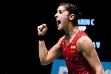 Carolina Marin Inspires Hyderabad Hunters to Win Against North East Warriors