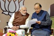 PM Modi Visits Arun Jaitley at Home after He Opts Out of New Government