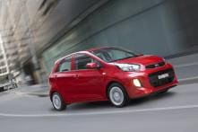 2017 Kia Picanto Unveiled, Likely to Head to India